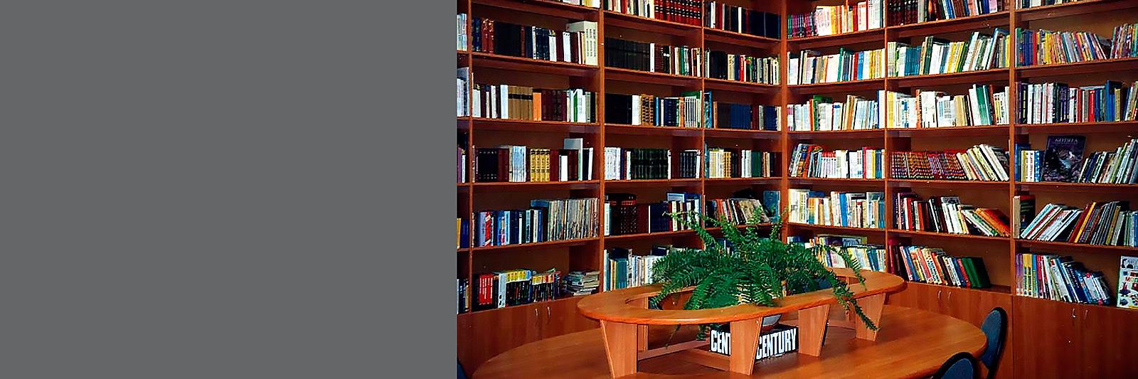 Мебель для школьной библиотеки на заказ