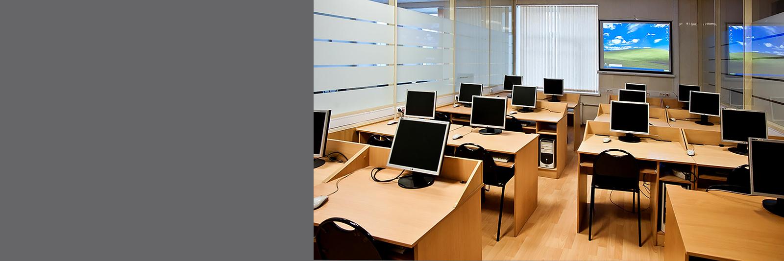 Мебель для компьютерного класса на заказ