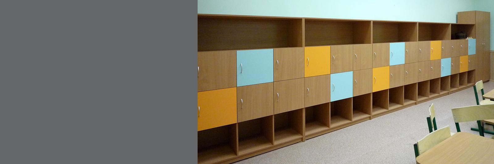 Школьная мебель на заказ от производителя - фабрики атрима-м.