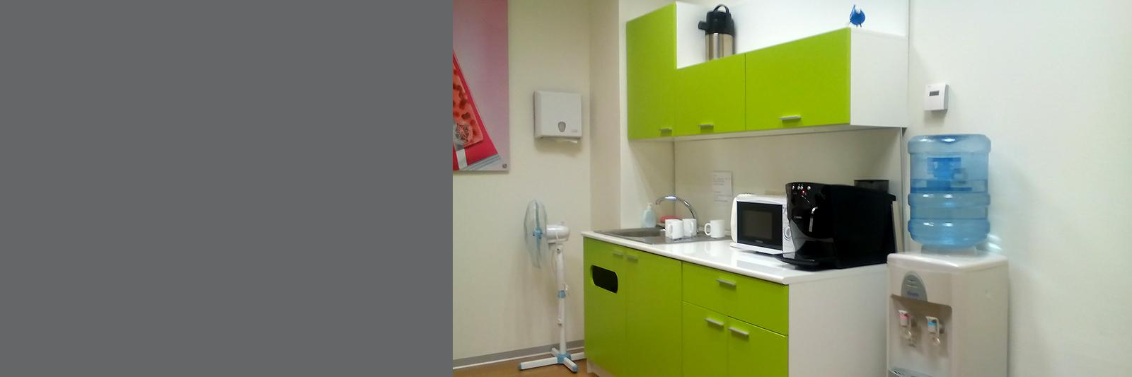 Мини кухня для офиса на заказ