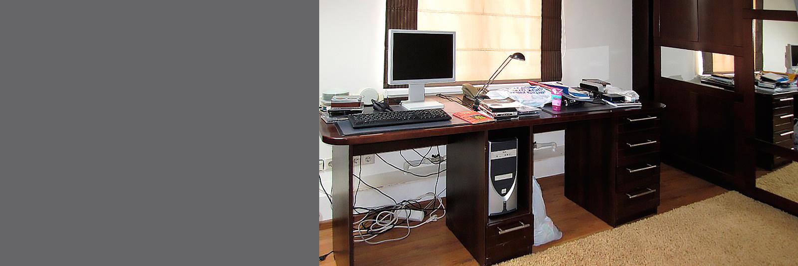 Мебель для персонала. Офисные столы на заказ