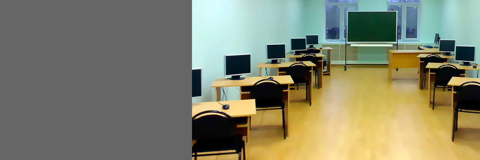 Одноместные компьютерные столы на заказ по индивидуальным размерам для школы
