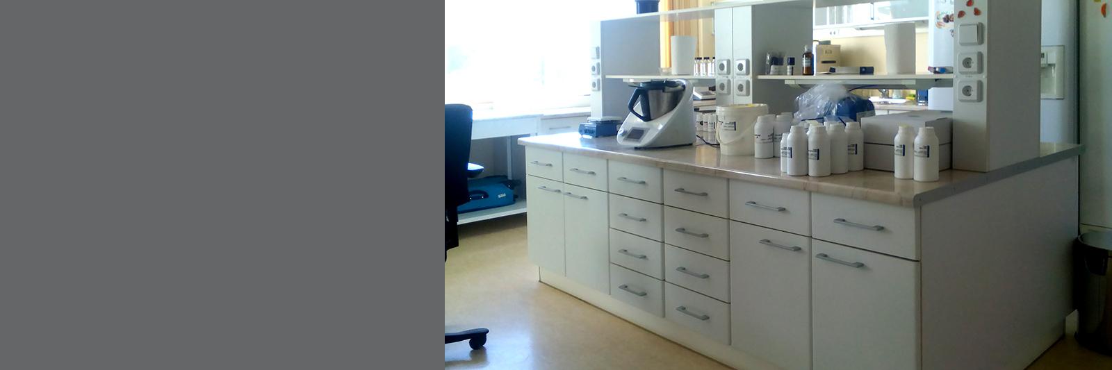 Мебель для лаборатории по индивидуальному заказу