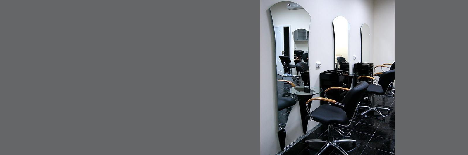 Мебель для салона красоты по эскизам заказчика