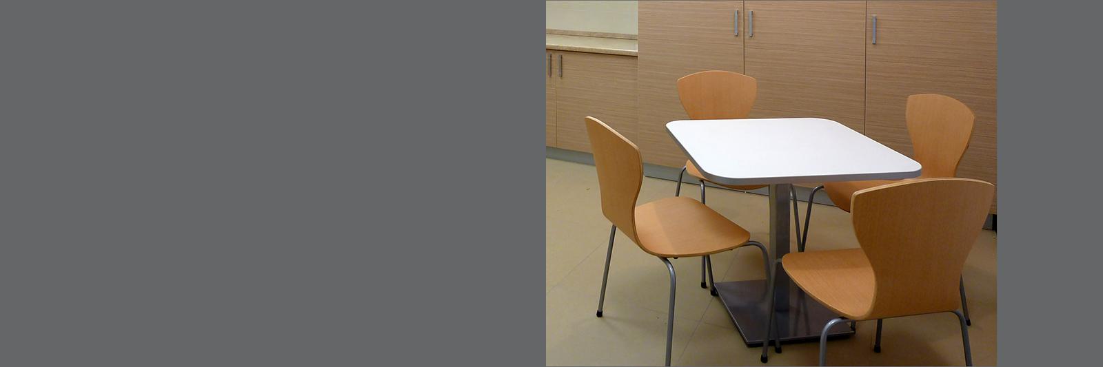 Обеденный стол по индивидуальным размерам со стульями