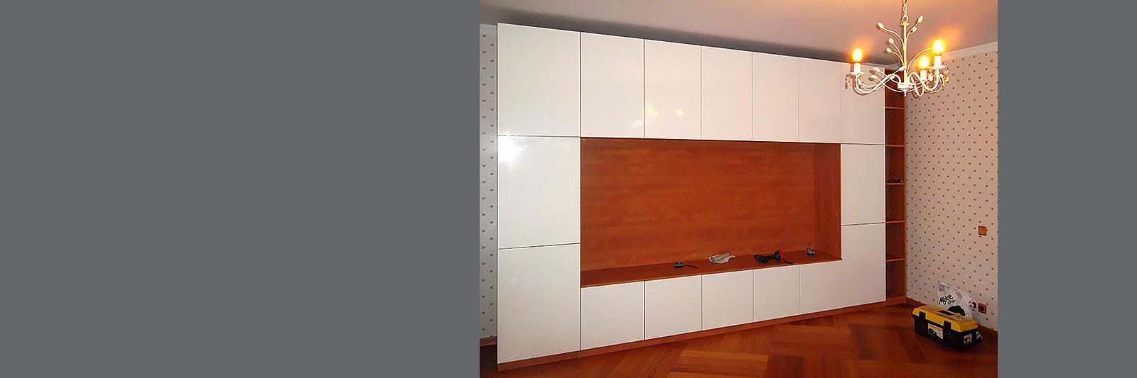 Мебельные стенки на заказ