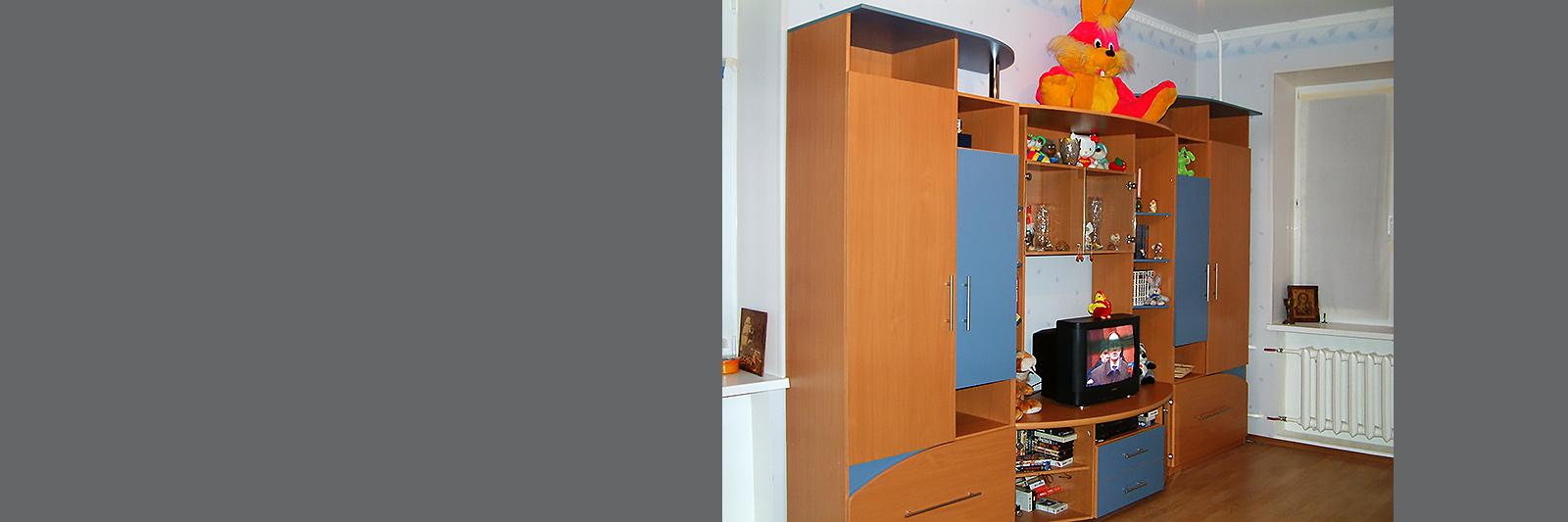 Детская мебель на заказ по размерам из ламинированной ДСП