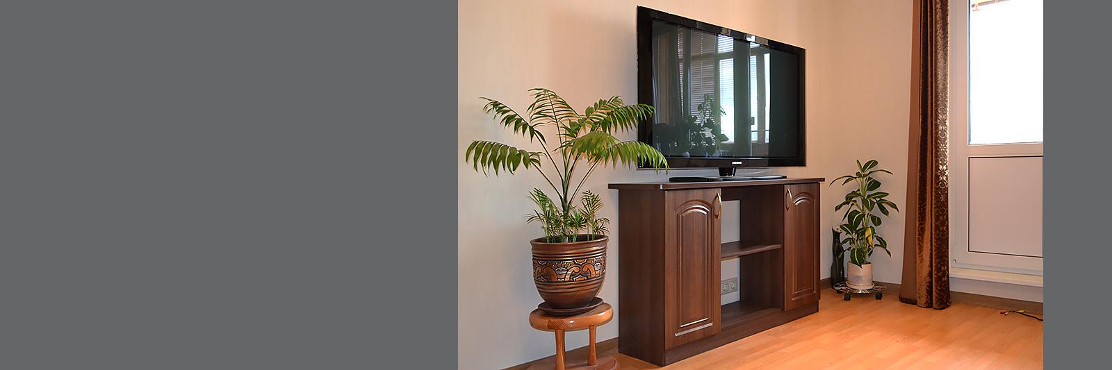 ТВ тумба на заказ по индивидуальным размерам