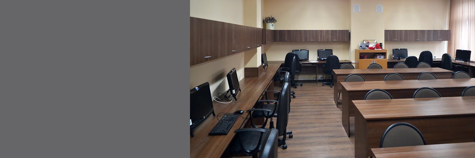 Мебель для школьного компьютерного класса на заказ