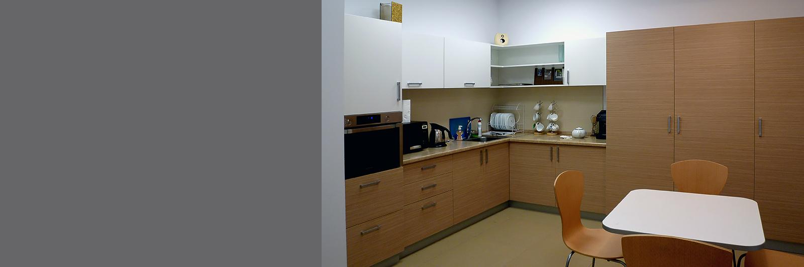 Мебель для офисной кухни на заказ
