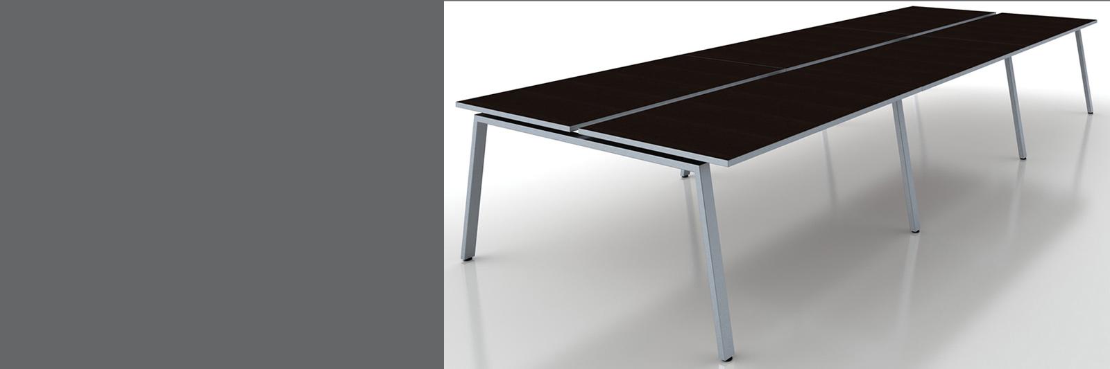 Металлокаркасы КАППА для рабочих и переговорных столов