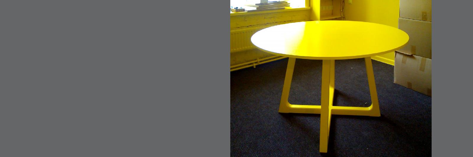 Круглый стол для переговоров по индивидуальному заказу