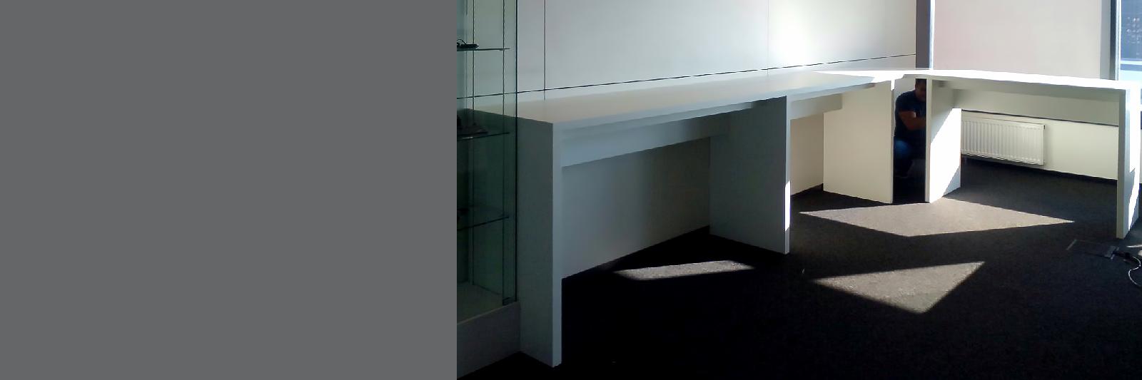 Высокий стол-стойка на заказ