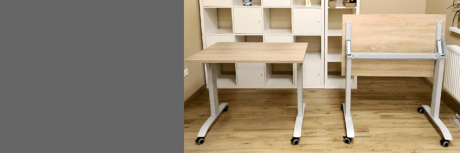Мобильные складные столы для тренингов